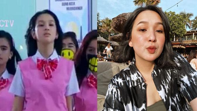 Beda Penampilan 5 Anggota Geng The Johits 'Diam Diam Suka' Dulu Vs Kini (sumber: Instagram.com/agthpricilla)