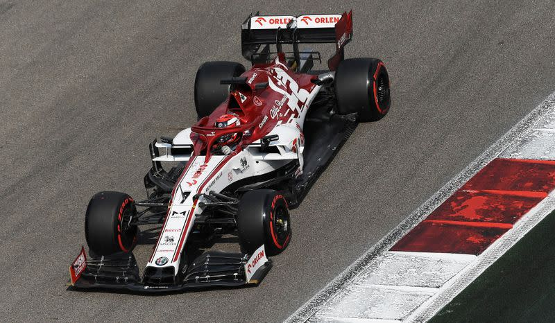 Raikkonen quips he has gone from too inexperienced to too old
