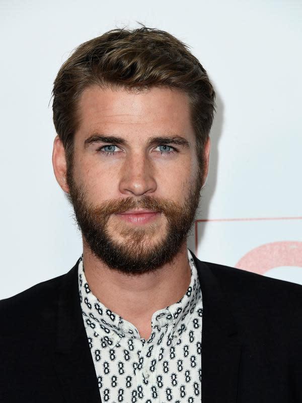 Liam Hemsworth (AFP)