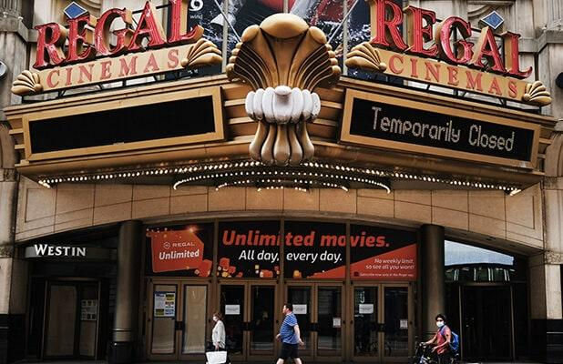 Regal Cinemas Parent Cineworld's Stock Plunges 35% After 'Temporary' Closure of Theaters