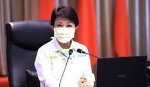 TVBS民調》盧秀燕滿意度暴衝 半年進步4名奪第3