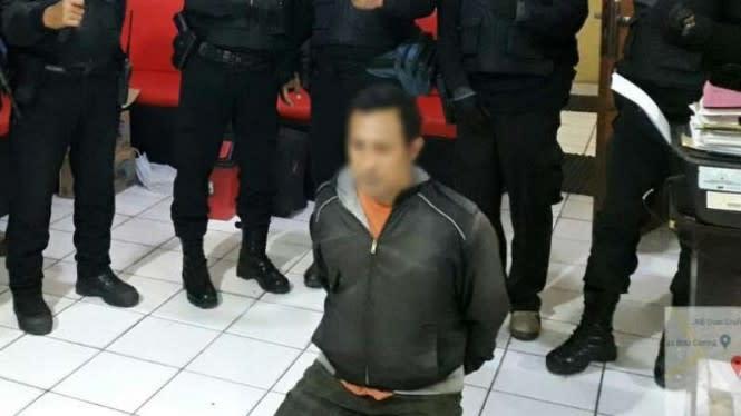 Dosen Ditangkap Lagi Mesum Sesama Jenis, Korbannya Bocah Laki-laki