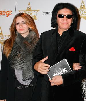 Gene Simmons Spends Father's Day at His Daughter's 'X Factor' Audition