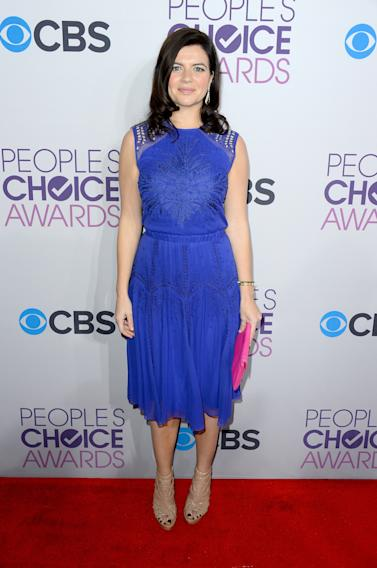 34th Annual People's Choice Awards - Red Carpet
