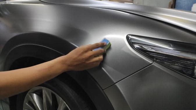 coating stiker mobil (Ist)