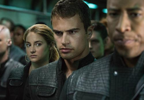 10 Reasons Why Four from 'Divergent' Is America's New Fictional Boyfriend