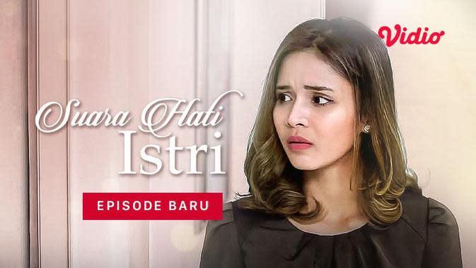 Live Streaming Indosiar FTV Suara Hati Istri Premier: Duri Tajam Dalam Rumah Tanggaku, Rabu 30 September 2020