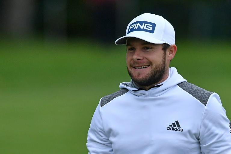 Hatton leads PGA Championship ahead of final round