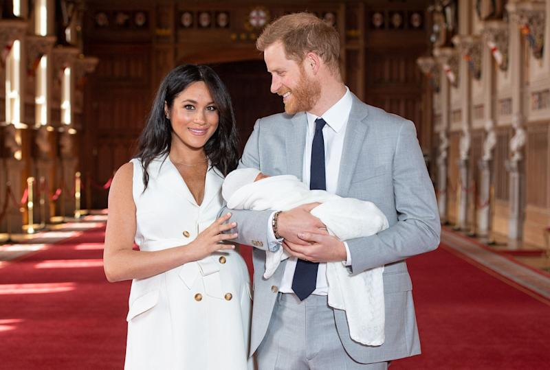 Decoding Archie Harrison Mountbatten-Windsor: The meaning behind the newborn's name