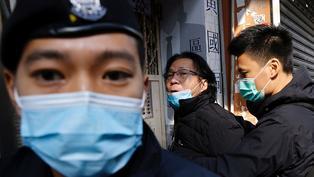 國安法:香港區議員黃國桐涉「協助逃犯」被捕