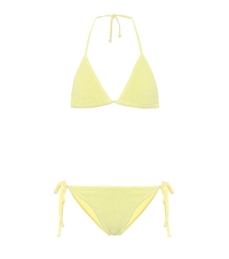 Hunza G Carmen Triangle Bikini