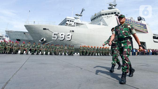 Berpengalaman Memimpin Kapal Perang, Laksamana TNI Yudo Margono Kini Jadi KSAL