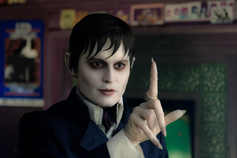 Five Film Facts Dark Shadows