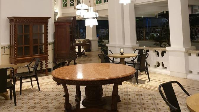 Omah Lowo disulap menjadi galeri batik, yakni Rumah Heritage Batik Keris. (dok. Batik Keris)
