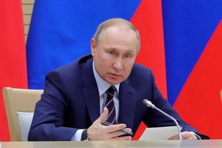 Putin's shock political upheaval has sparked speculation that he could be preparing his own future