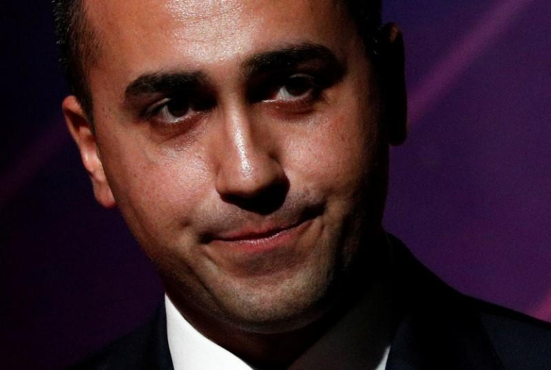 Italy's foreign minister Di Maio says EU agreed mission to block arms supply in Libya