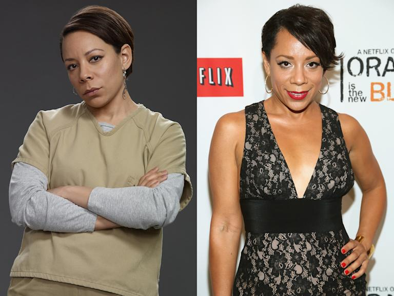 """Orange is the New Black"": Selenis Leyva"