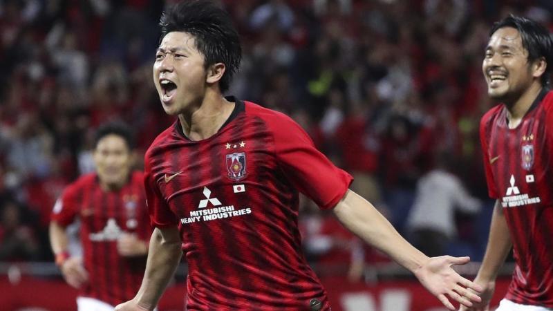 Urawa Beat Beijing 3 0 Reach Acl Last 16