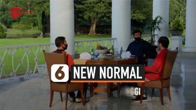 VIDEO: TNI Polri Dukung New Normal dengan Cara Humanis