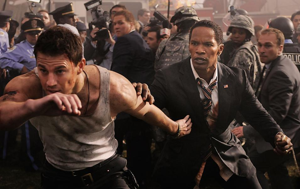 White House Down Stills