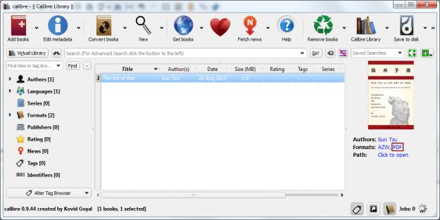 Calibre PDF Download