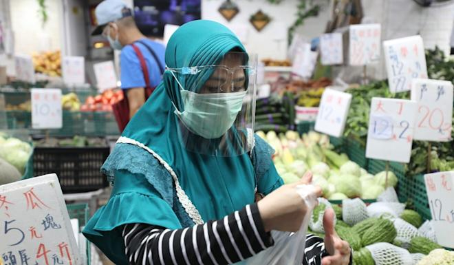 Helpers have more to do because of the pandemic, a migrants' groups says. Photo: Xiaomei Chen