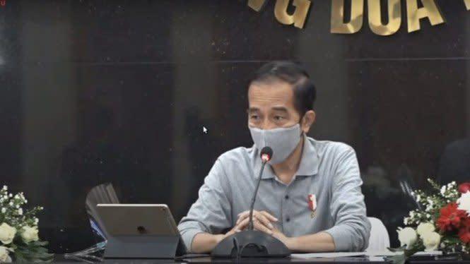 Cegah Resesi, Jokowi Ingatkan RI Punya Waktu hingga Akhir September