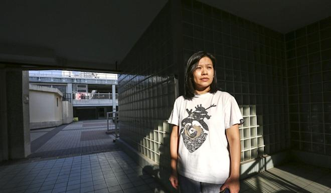 Hong Kong Federation of Women's Centres director Sisi Liu says the government should introduce gender-sensitive policies to support women. Photo: Jonathan Wong