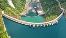 東北季風助攻 翡翠水庫蓄水率逾9成