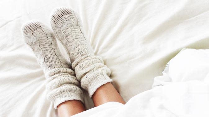 Ilustrasi kaus kaki. (iStockphoto)