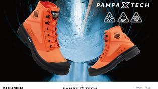 世界頂級輪胎品牌MICHELIN 聯手推出第二彈「PAMPA X TECH - ALL WEATHER全天候概念系列」突擊發售!