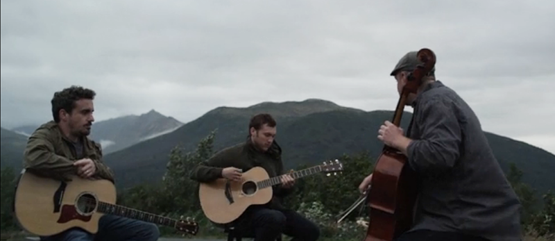 Video Premiere: Phillip Phillips Does Alaska