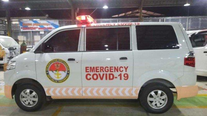 Viral, Ambulans Dihalangi Nissan Juke di Jalur TransJakarta