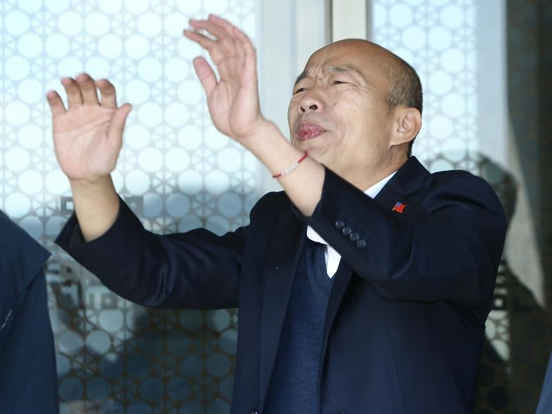 公民團體發起「罷韓」運動 已進入法定程序