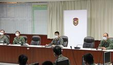 8軍團戰敵情會議 強化戰訓任務