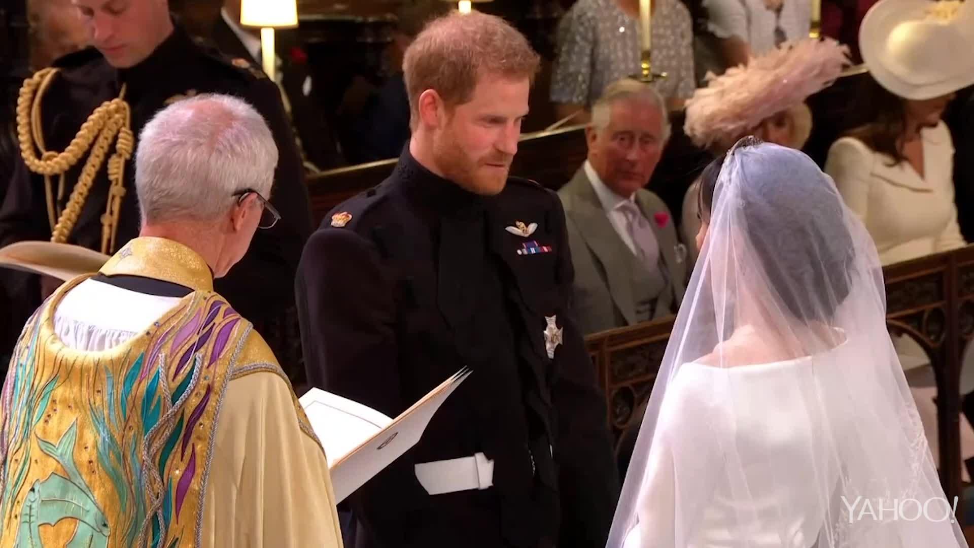 Royal Wedding: The Vows