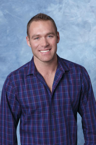 """The Bachelorette"" Season 9 - Nick M."