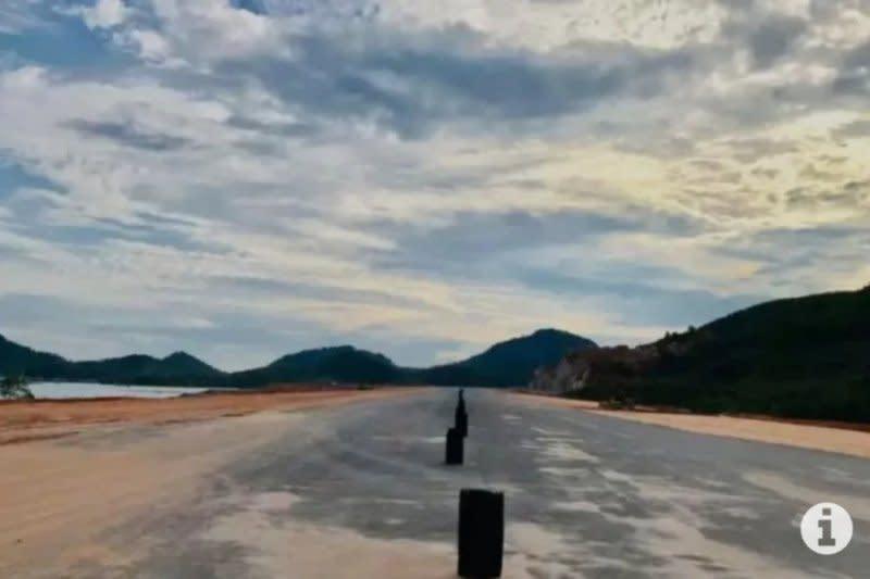 Peresmian Bandara Tambelan Kepri ditunda, hingga wabah Corona reda