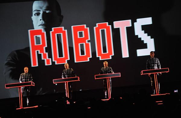Kraftwerk Diary Day Two: Band Plays Tweaked Version of 1975 Concept Album 'Radio-Activity'