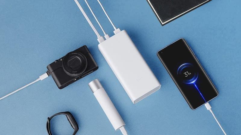 Xiaomi's 30,000mAh Mi Power Bank 3. — SoyaCincau pic