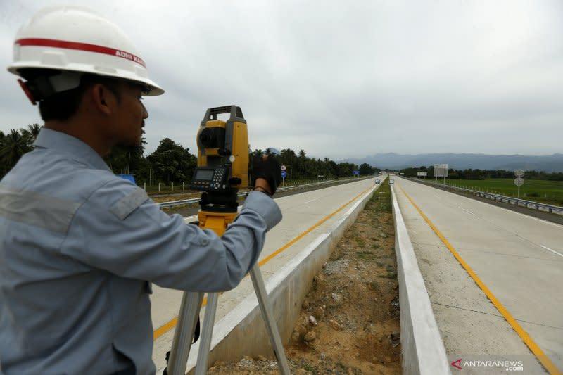 Pemerintah cari opsi pendanaan rampungkan Tol Trans-Sumatera