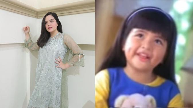 Beda Penampilan 7 Seleb Saat Jadi Bintang Iklan. (Sumber: Instagram.com/tasyakamila dan YouTube/ Tanya Pepsodent)