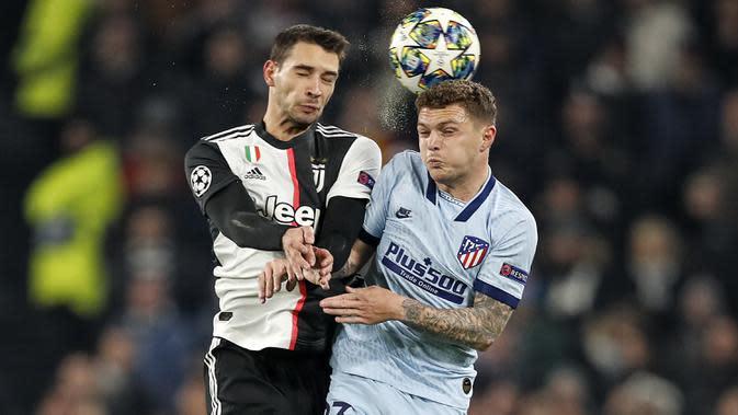 Bursa Transfer Liga Italia: Lyon Resmi Boyong Mattia De Sciglio dari Juventus