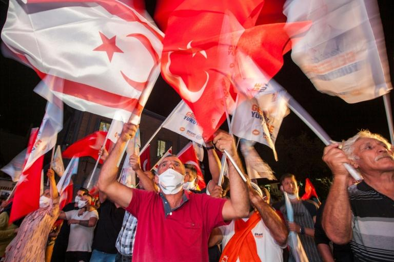 Ankara-backed nationalist ousts president in Turkish Cypriot poll