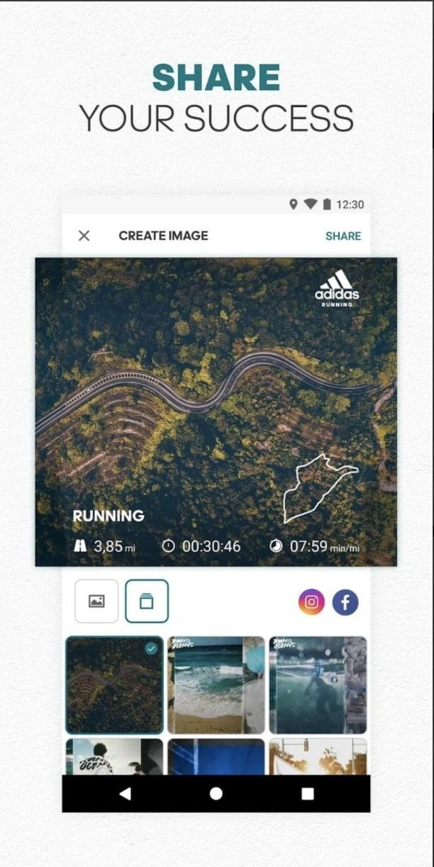 best fitness apps for android runtastic app3
