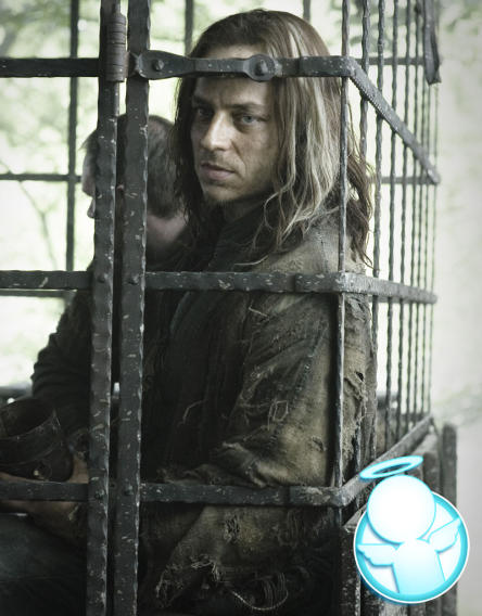 "Nice: Jaqen H'ghar (""Game of Thrones"")"