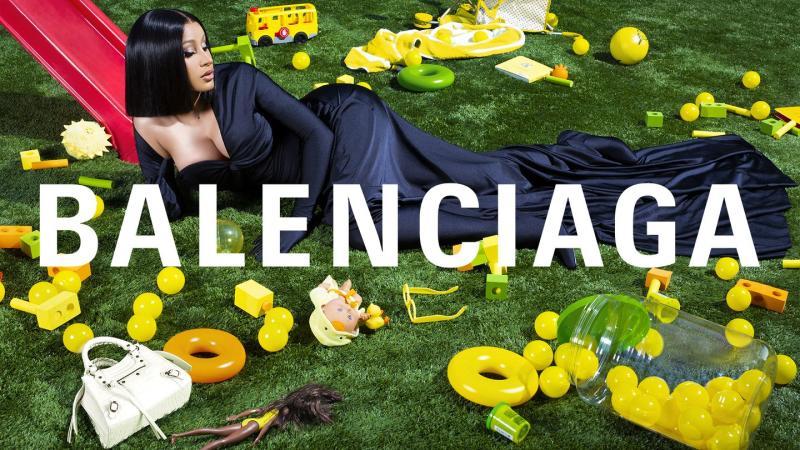 Photo credit: Balenciaga