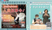 【全台三級警戒】萬華社區感染最嚴峻達577例 柯文哲招募防疫旅館人員補貼2.8萬元