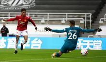 英超》拉許福德2傳1射 曼聯客場4-1逆轉勝紐卡索聯