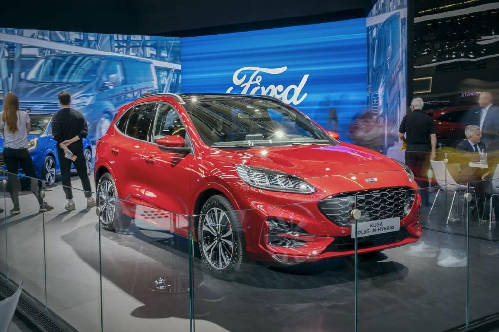 【2019法蘭克福車展】燃油引擎式微,歐洲Ford預估2022年旗下車款銷量50%以上來自電動車系!